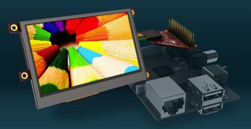 4D Systems LCD