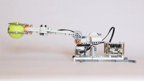 BrickPi Kit: Роборука