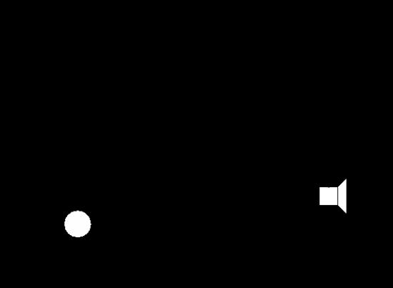 Схема монитора температуры