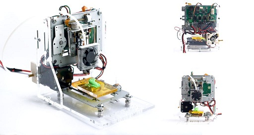 Дешевый 3D принтер своими