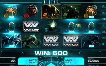Игровые автоматы aliens игровые автоматы онлайн бесплатно карусель