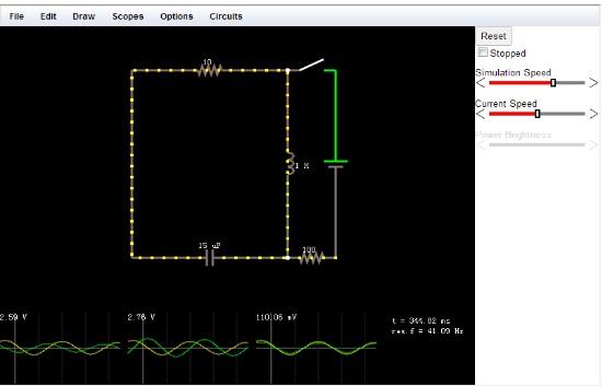 Circuit Sims