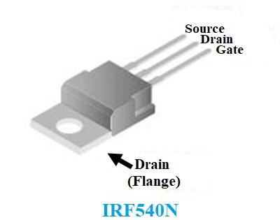IRF540N